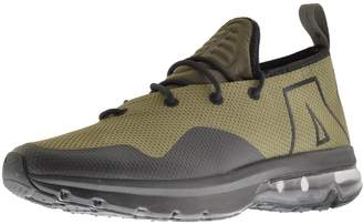 Nike Flair 50 Trainers Khaki
