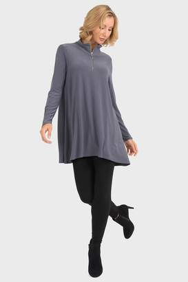 Joseph Ribkoff Smokey Grey Tunic