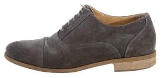Surface to Air Suede Lace-Up Oxfords