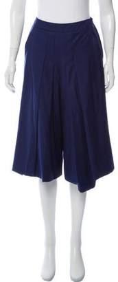 Public School High-Rise Knee-Length Shorts