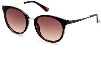 GUESS Ivy Round Sunglasses