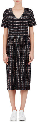 Ace & Jig Women's Gallery Cotton Abstract-Striped Dress $298 thestylecure.com