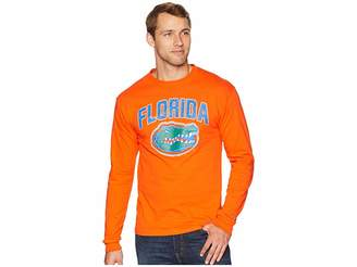 Champion College Florida Gators Long Sleeve Jersey Tee
