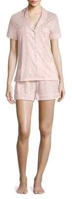 Carole Hochman COLLECTION Classic Knit Two-Piece Pajama Set