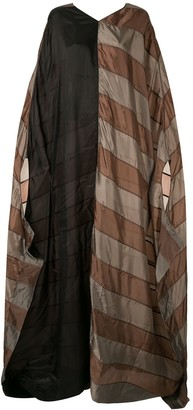 Rick Owens oversized tunic dress