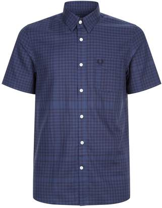 Fred Perry Tonal Gingham Shirt