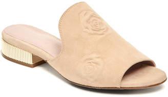 Taryn Rose Collection Teresa Suede Sandal