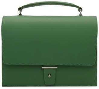 Pb 0110 Green Top Handle Bag