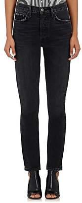 GRLFRND Women's Karolina Skinny Jeans - Black