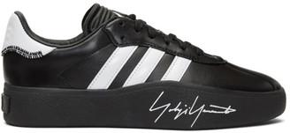 Y-3 Black Tangutsu Football Sneakers