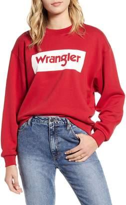 Wrangler '80s Retro Sweatshirt