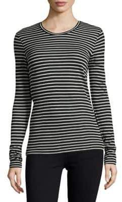 Max Mara Striped Long Sleeve T-Shirt