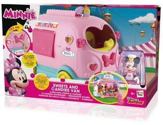 N. iMC Minnie Mouse - Sweets 'N' Candies Van - Vehicle And Playset