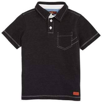 7 For All Mankind Boys' Knit Polo - Little Kid