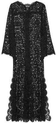 Dolce & Gabbana Lace maxi dress