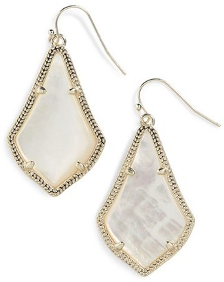 Women's Kendra Scott 'Alex' Teardrop Earrings $55 thestylecure.com