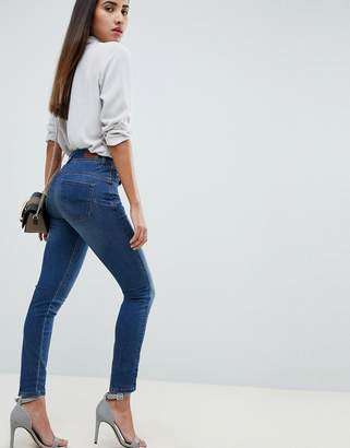 Salsa secret waist sculpting skinny jean