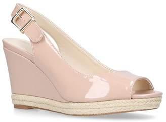 d72cab393ee Nude Mid Heel Peep Toe Shoes - ShopStyle UK