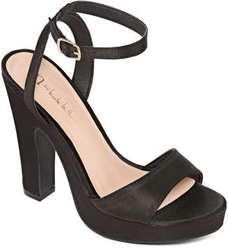 Nicole Miller Nicole By Lindy Womens Pumps