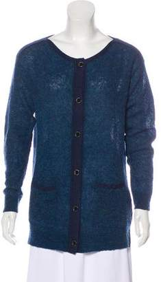 3.1 Phillip Lim Long Sleeve Wool Cardigan