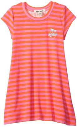 Billabong Kids Field Dreams Dress Girl's Dress