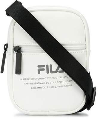73b118fce3 Fila logo print shoulder bag