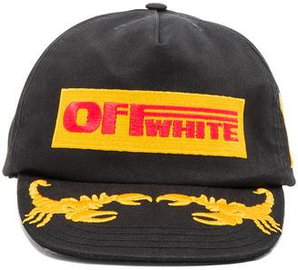 OFF-WHITE Off 1st Cap $148 thestylecure.com