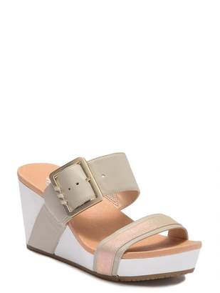Dr. Scholl's Original Collection Frill Wedge Sandal