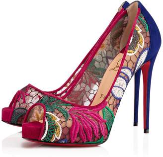 Christian Louboutin Very Lace