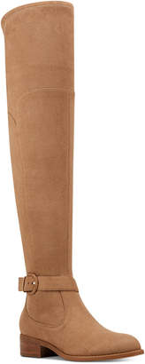 Nine West Nacoby Over-The-Knee Riding Boots Women Shoes