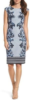 Women's Vince Camuto Body-Con Dress $128 thestylecure.com