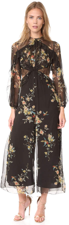 Zimmermann Maples Drift Jumpsuit