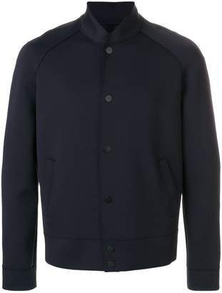 Harris Wharf London fitted bomber jacket