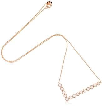 Nike 18kt Rose Gold & Diamond Necklace