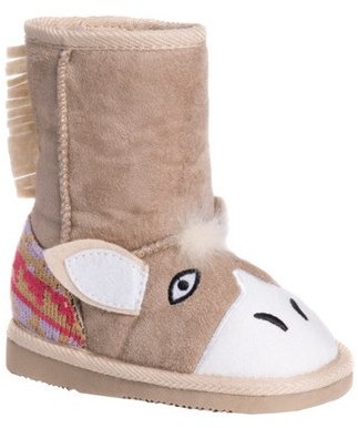 Muk Luks Children's Palo Horse Boot