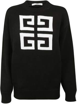 Givenchy 4g Emblem Sweatshirt