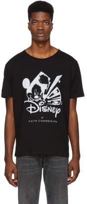 Faith Connexion Black Disney Edition T-Shirt