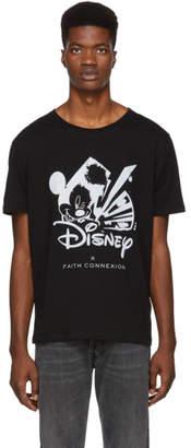 Faith Connexion Black Disney Edition T-Shirt