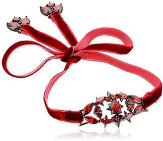 Noir Frostbite Wrap Bracelet