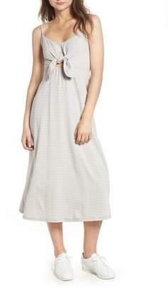 LIRA Suzanne Knot Front Dress