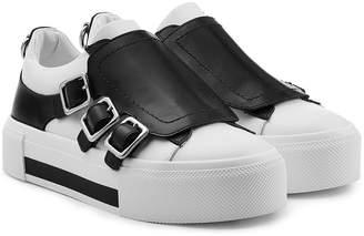 gishiki sneaker silverAlexander McQueen 0019i