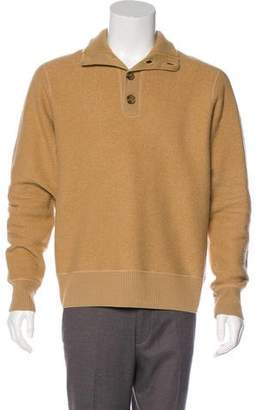 Jack Spade Mock Neck Knit Sweater
