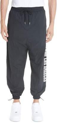 Stampd Nylon Chopper Pants