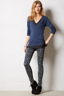 J Brand 620 Super Skinny Jeans Bejeweled 27 Denim