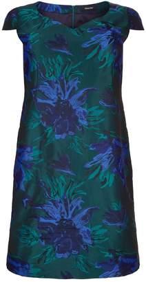 Elena Mirò Jacquard Dress