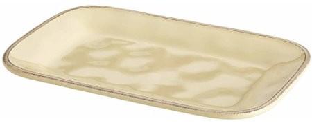 """Rachael Ray Cucina Dinnerware 8"""" x 12"""" Stoneware Rectangular Platter"""