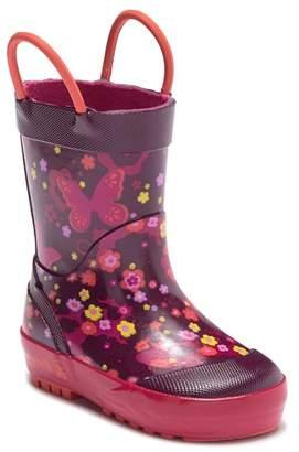 Kamik Flutter Waterproof Rain Boot (Toddler & Little Kid)