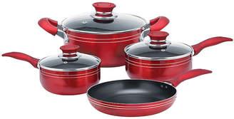 Asstd National Brand Brentwood 7-pc. Aluminum Non-Stick Cookware
