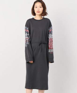 Cheap Monday (チープ マンデー) - JOINT WORKS CHEAPMONDAY bind dress slogan sleeves