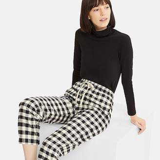 Uniqlo Women's Plaid Flannel Pants